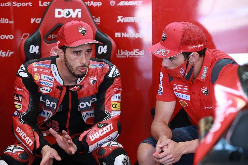 MotoGP: Dovizioso-Pirro primo incrocio Aprilia-Ducati al Mugello