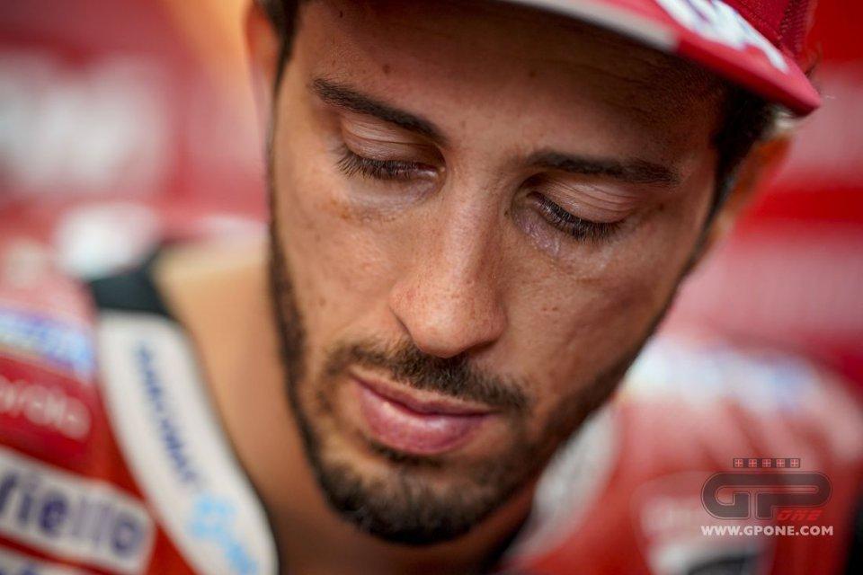 MotoGP: ULTIM'ORA - Per Andrea Dovizioso un test sull'Aprilia a Jerez ad aprile