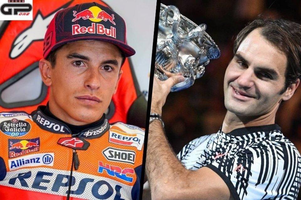 MotoGP: Marquez sulle orme di Federer, riuscirà a vincere al rientro?