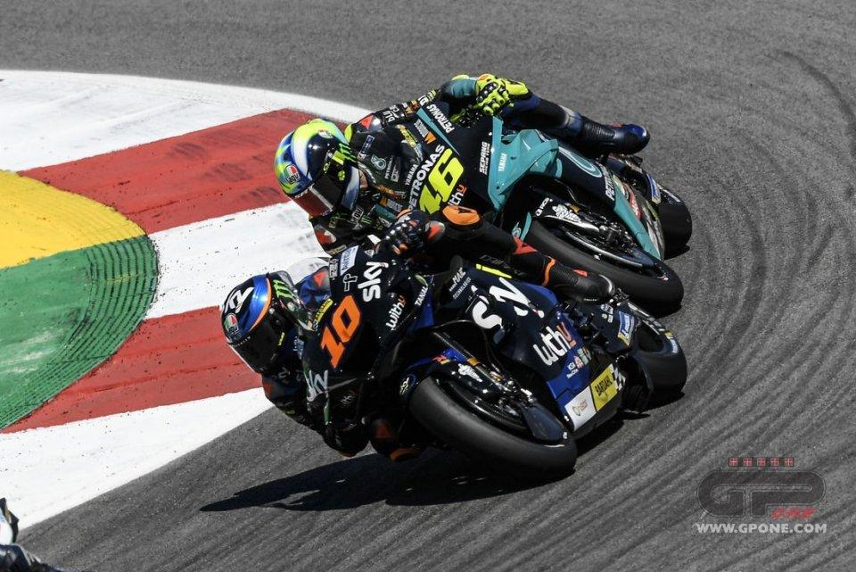 """MotoGP: Marini: """"Non è possibile essere più lento in gara che nelle FP4"""""""