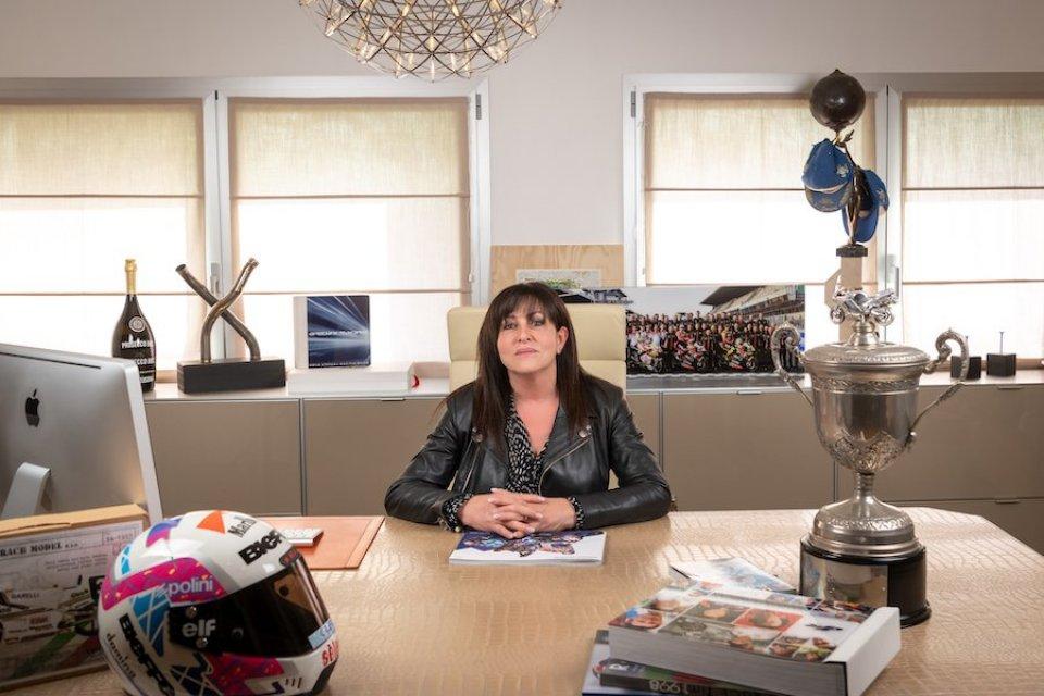 MotoGP: Fausto Gresini's wife as new CEO of Gresini Racing