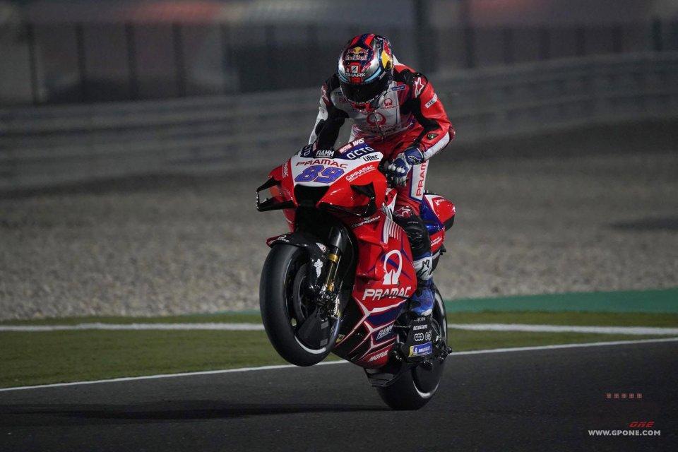 MotoGP: Doppietta Ducati Pramac in qualifica: Martìn in pole su Zarco. Disastro Rossi