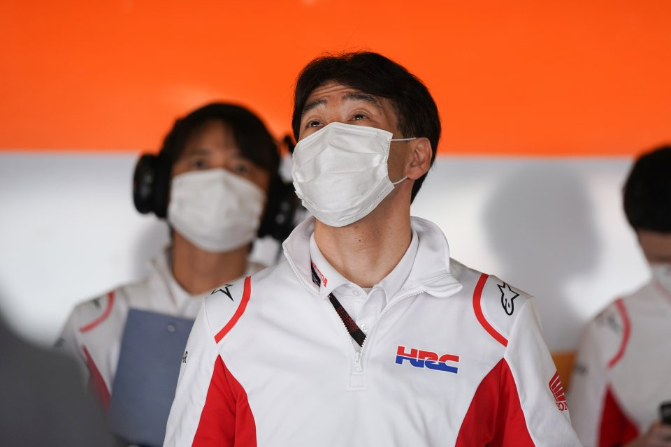 """MotoGP: Kuwata: """"Il ritorno di Marquez è la cosa più positiva per Honda"""""""