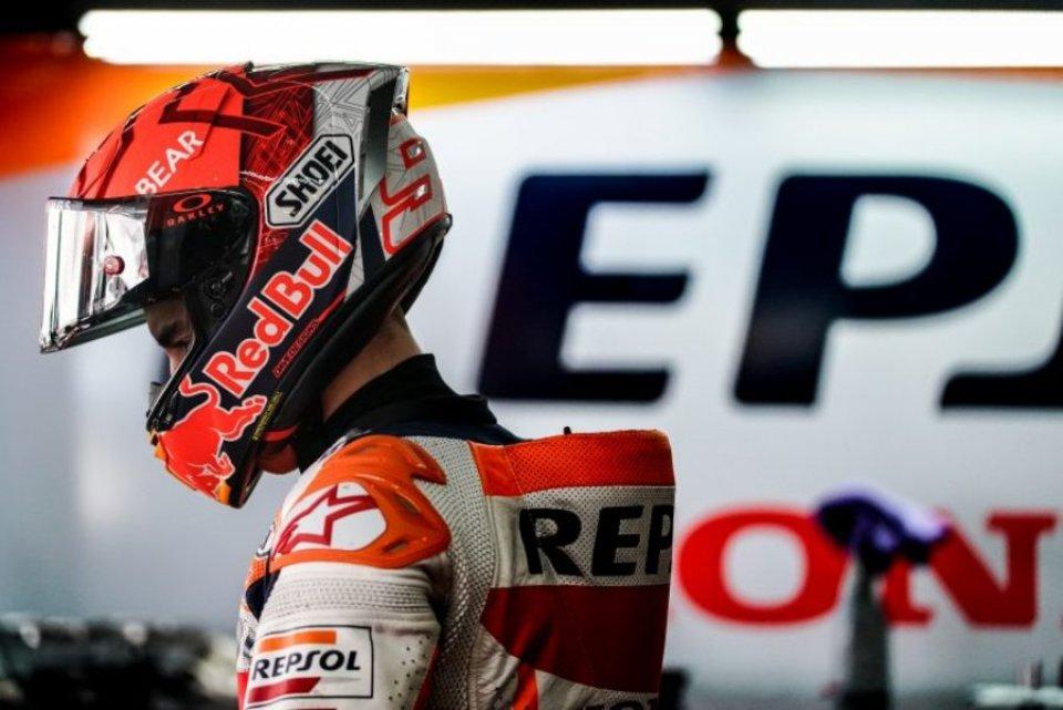 """MotoGP: Marquez: """"So già che soffrirò: potrei anche non concludere il Gran Premio"""""""