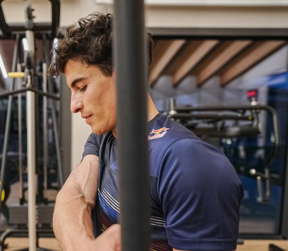 MotoGP: Marc Marquez scheduled for check-up Thursday in Portimao