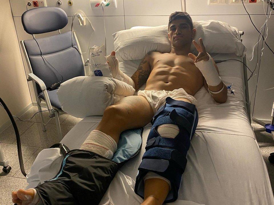 MotoGP: Operazione perfettamente riuscita a Barcellona per Jorge Martin