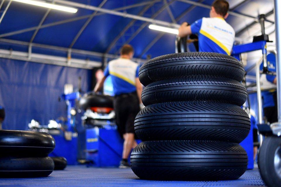 MotoGP: Michelin a caccia di nuovi record sull'asfalto di Jerez