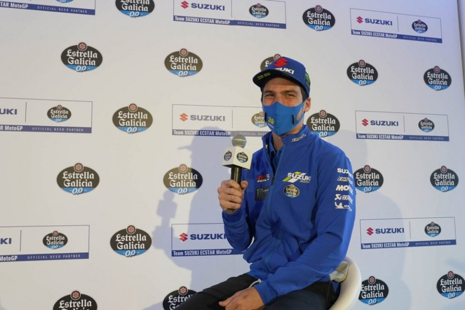 """MotoGP: Mir: """"Marquez? La mia testa non cambia perché c'è un pilota in più"""""""