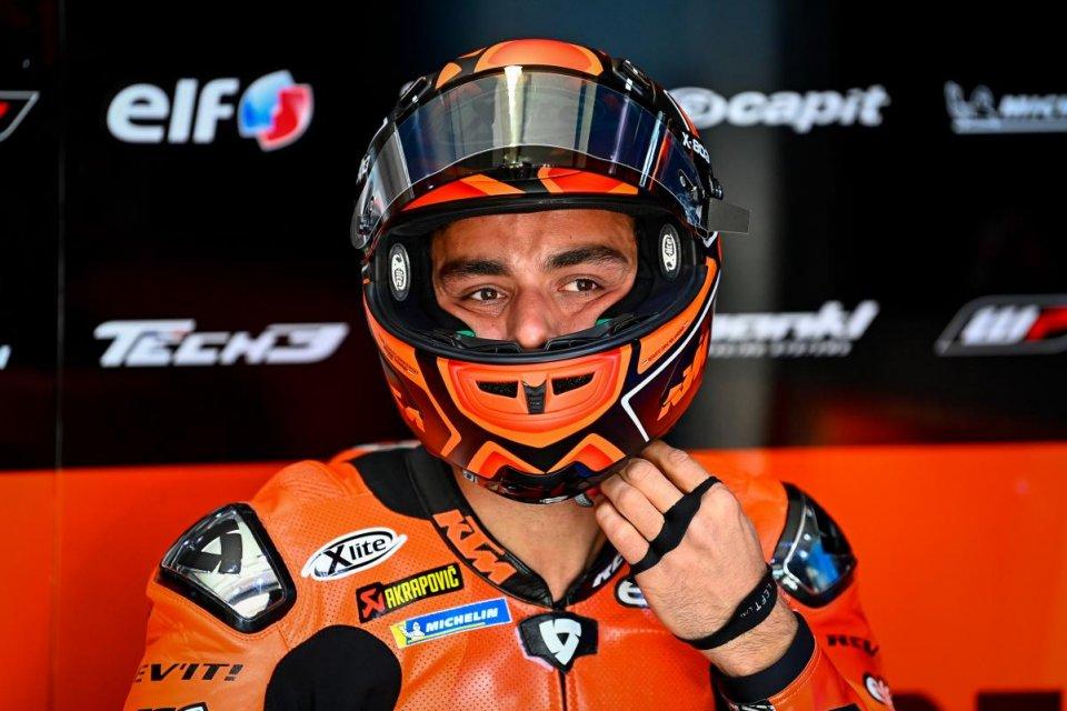 """MotoGP: Petrucci: """"La KTM ha poca velocità, non abbiamo iniziato bene"""""""