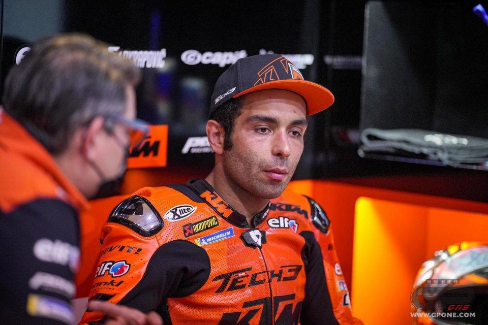 """MotoGP: Petrucci: """"Fuori dalla Q2 per mezzo decimo. Peggio di una martellata sui..."""""""