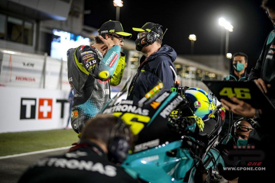 """MotoGP: Uccio Salucci: """"Due gare non possono decidere il futuro di Valentino"""""""