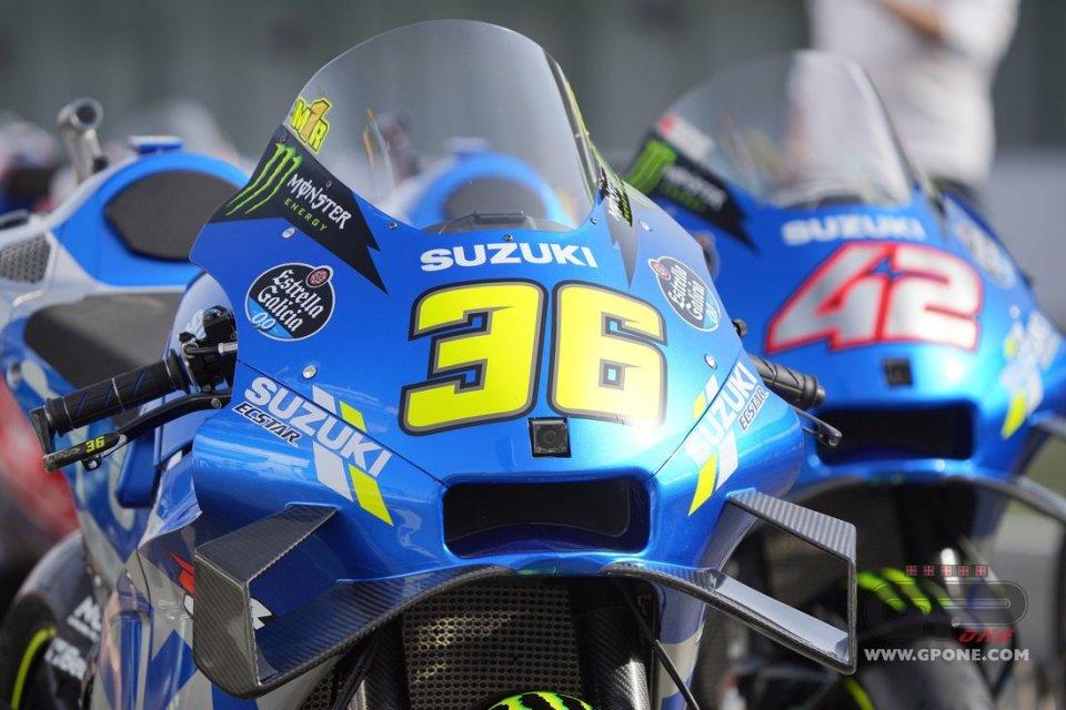 MotoGP: Suzuki also renews with Dorna: in MotoGP until 2026