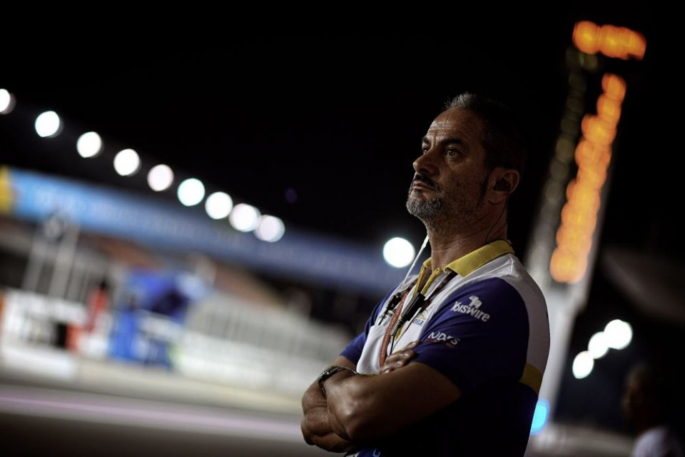 """MotoGP: Taramasso: """"With the new Michelin soft you can do a Grand Prix"""""""