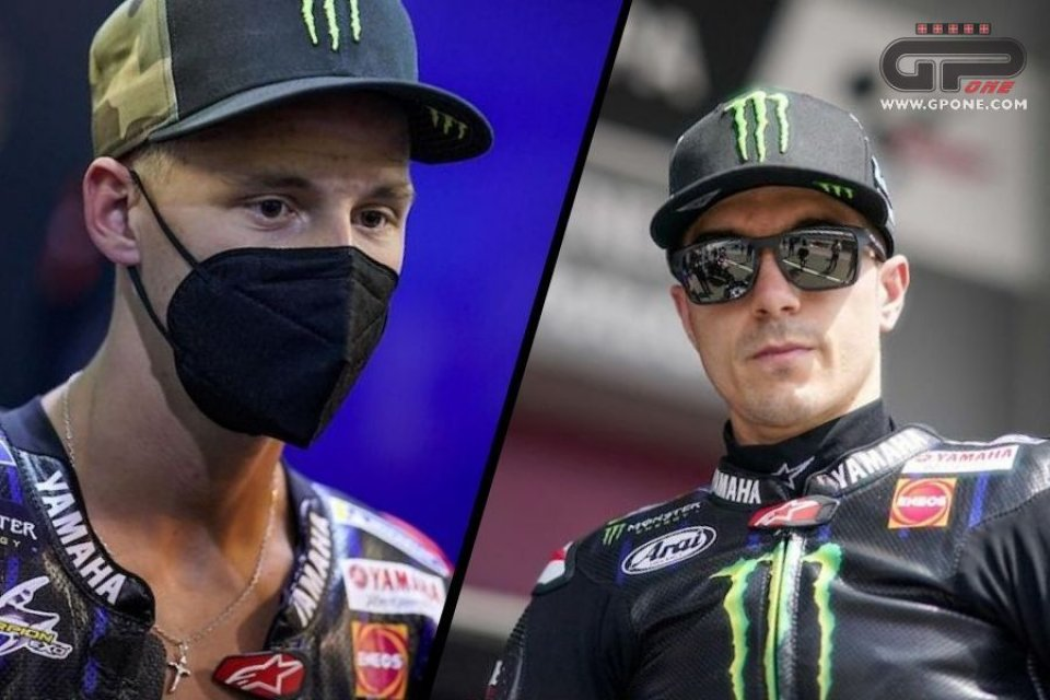 MotoGP: Quartararo and Vinales have differing views on how to improve Yamaha starts
