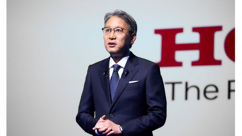 News: Honda verso 'zero emissioni e incidenti'. Il via alla 'batteria mobile'