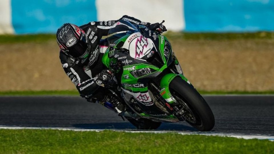 SBK: CIV Superbike, Lucas Mahias in testa nella QP1, riscossa Ducati
