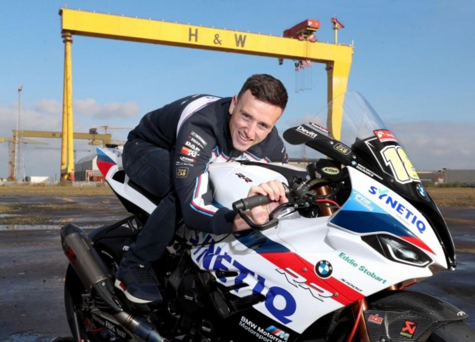 SBK: Synetiq BMW by TAS chasing the BSB 2021 title with the M1000RR