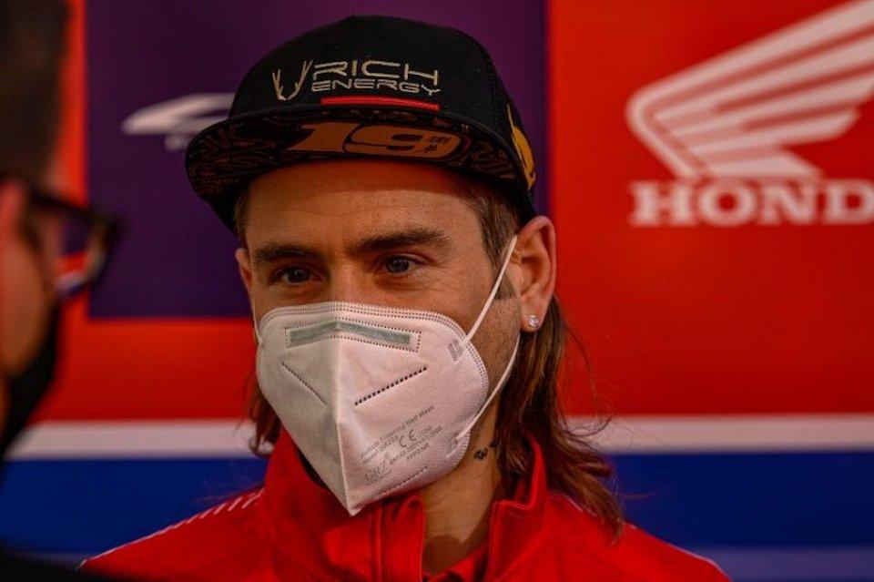 """SBK: Bautista: """"Troppo dolore, insieme ad Honda ho scelto di non girare"""""""
