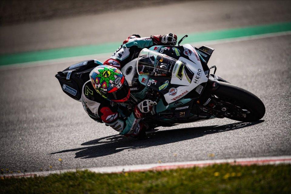 """SBK: Davies: """"Quanto sarò veloce dipenderà dal sostegno di Ducati"""""""
