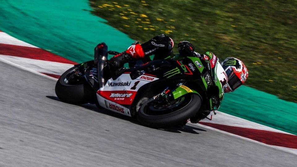"""SBK: Rea: """"Ci siamo avvicinati alla Ducati, ma il nuovo motore ci ha regalato un solo decimo"""""""