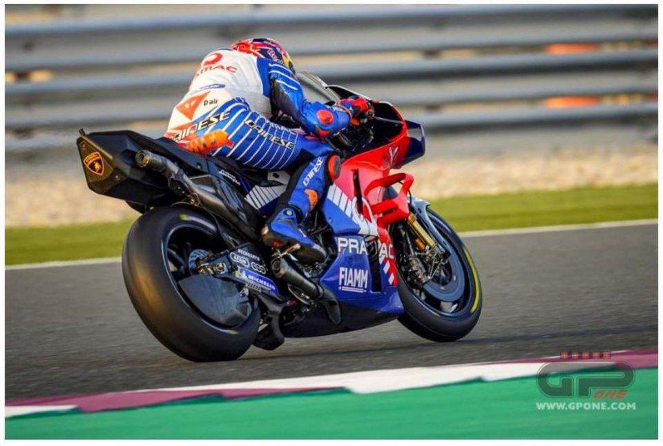 MotoGP: Baricentro e 'salad box' Ducati: meglio in alto o in basso?