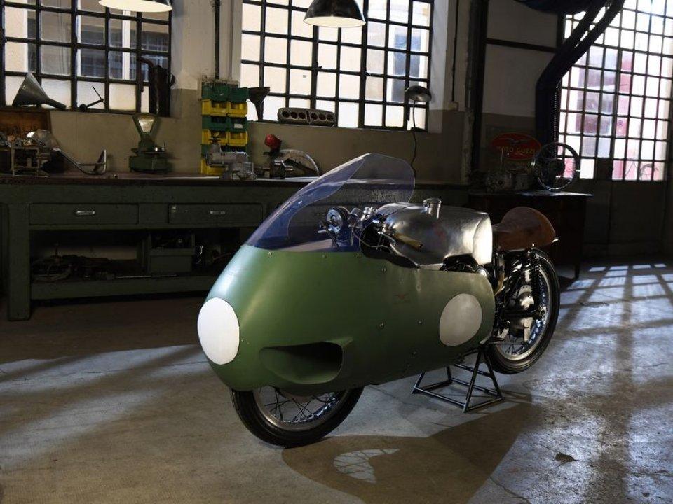 Moto - News: Per i 100 anni di Moto Guzzi al Museo Piaggio le moto più preziose