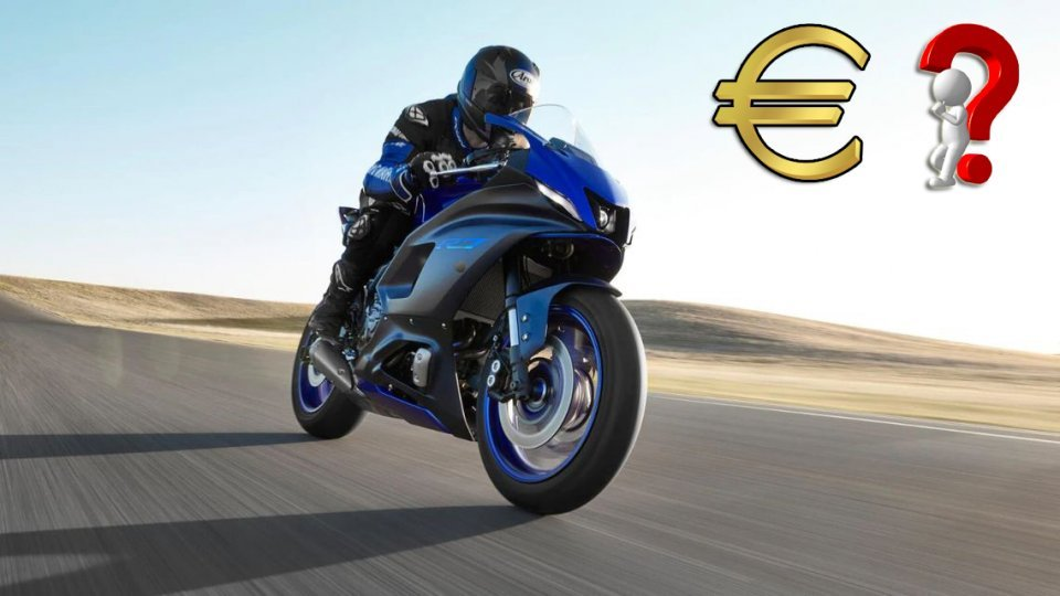 Moto - News: Yamaha R7 2022: il prezzo? Non è ancora ufficiale, ma...