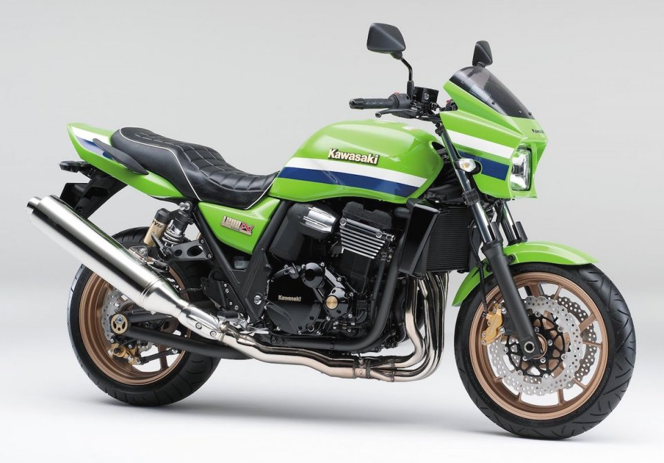 Moto - News: Kawasaki ZXR 1200 DAEG, mette il turbo e arriva a 206 CV