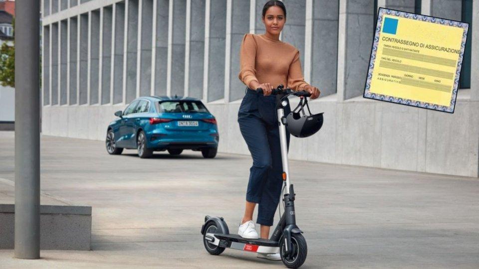 Moto - News: Assicurazione RC per monopattino e bici elettrica?