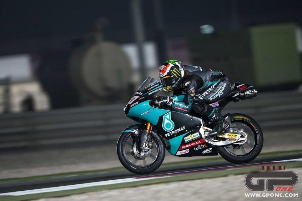 Moto3: Mugello, FP2: Binder imprendibile, Foggia è 2° e Fenati 4°