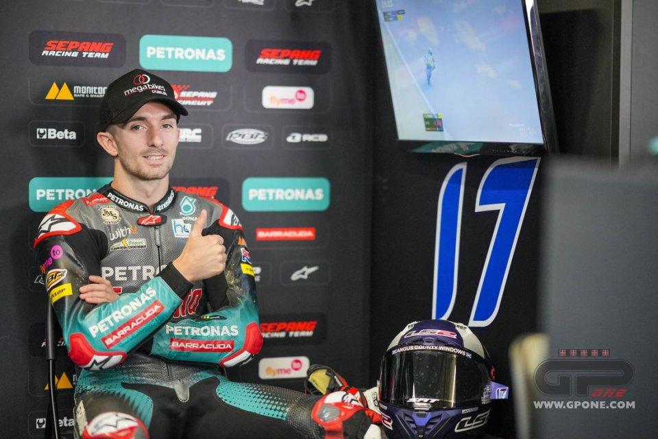 Moto3: Le Mans: pioggia di cadute nelle FP1, John McPhee 1° davanti ad Acosta