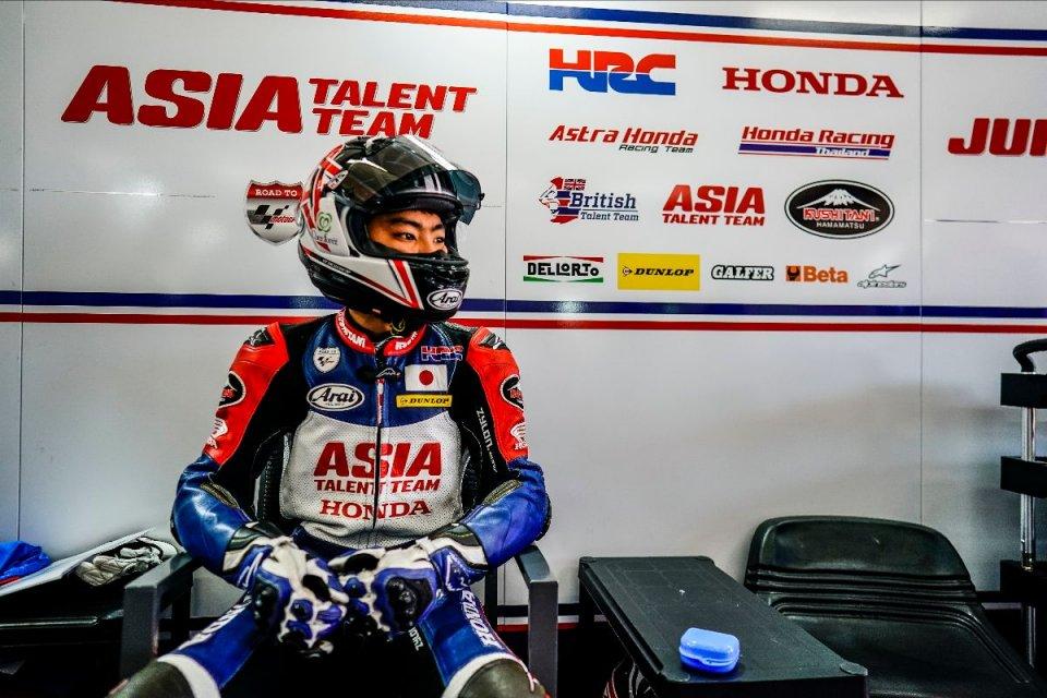 Moto3: Matsuyama to make Moto3 debut at Le Mans