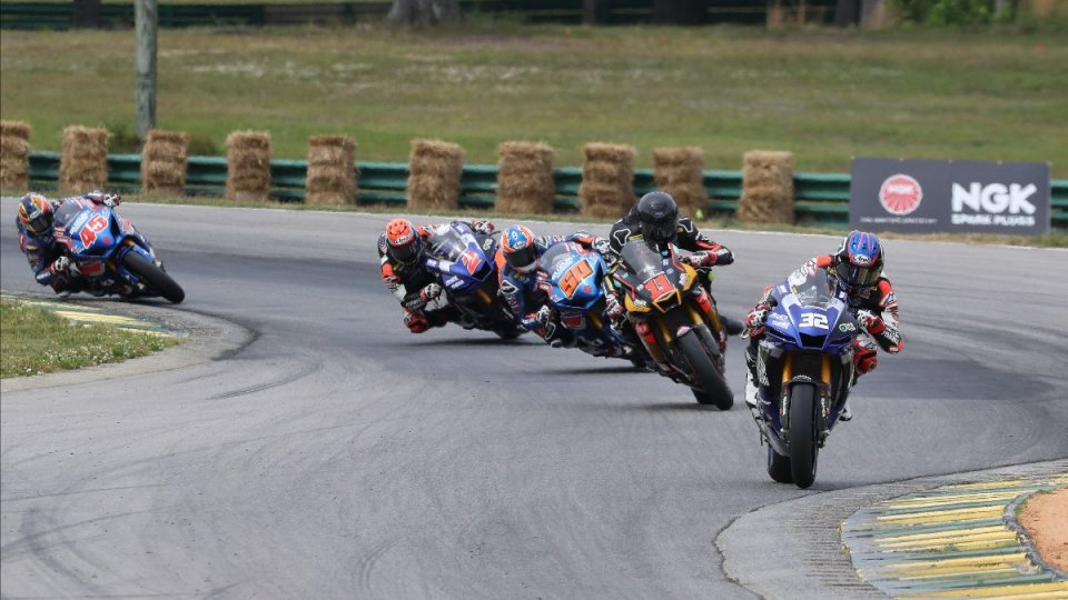 MotoAmerica: Jake Gagne vince in Gara 1 al Virginia International Raceway