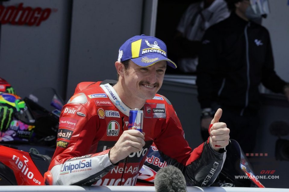 "MotoGP: Jack Miller: ""Ho voltato pagina? Il vero test sarà la gara"""