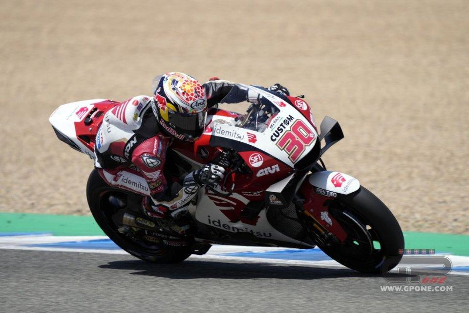 "MotoGP: Nakagami: ""Honda will bring a new chassis to Monday's tests"""