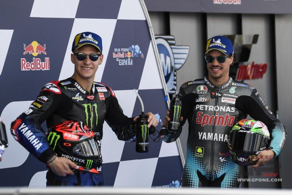 """MotoGP: Quartararo: """"Ho il passo per vincere ma non voglio fare nulla di stupido"""""""