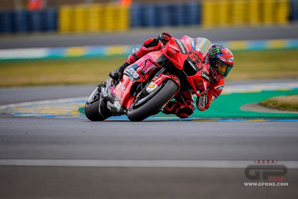 """MotoGP: Bagnaia: """"Too cold in May at Le Mans, we need to move the GP"""""""
