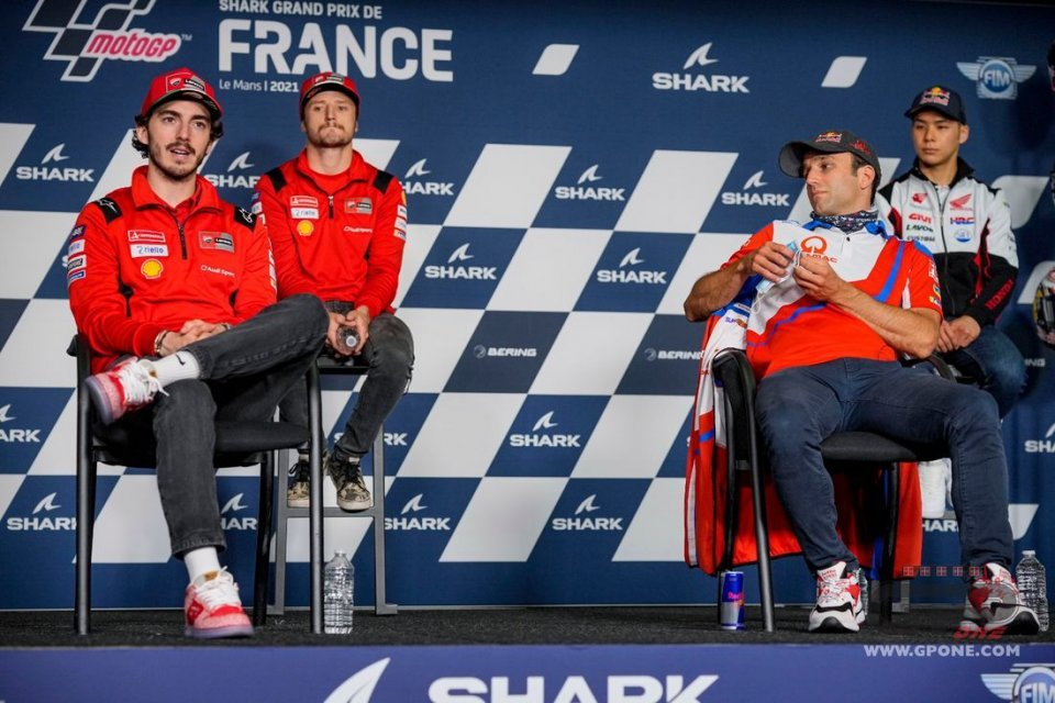 MotoGP: Le Mans: Bagnaia, Miller, Zarco and the dream of an all-Ducati podium