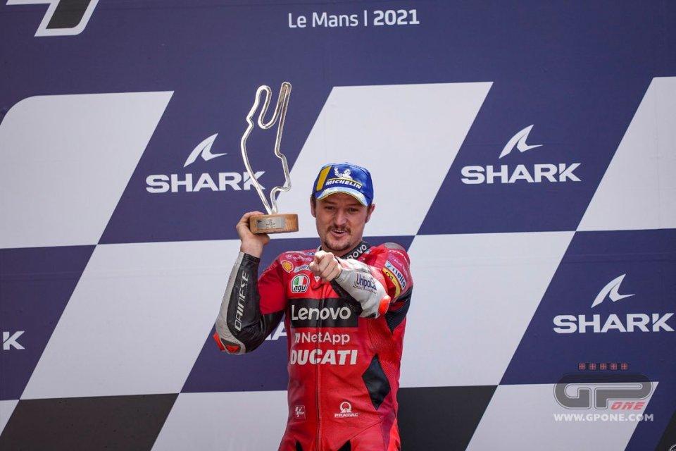 "MotoGP: Miller: ""Questa vittoria è stata una prova mentale più che fisica"""