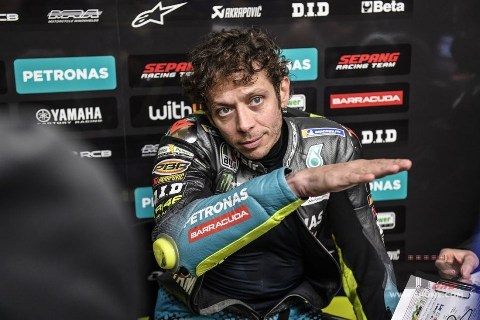 MotoGP: Valentino Rossi admits he risked crashing and losing confidence in qualifying