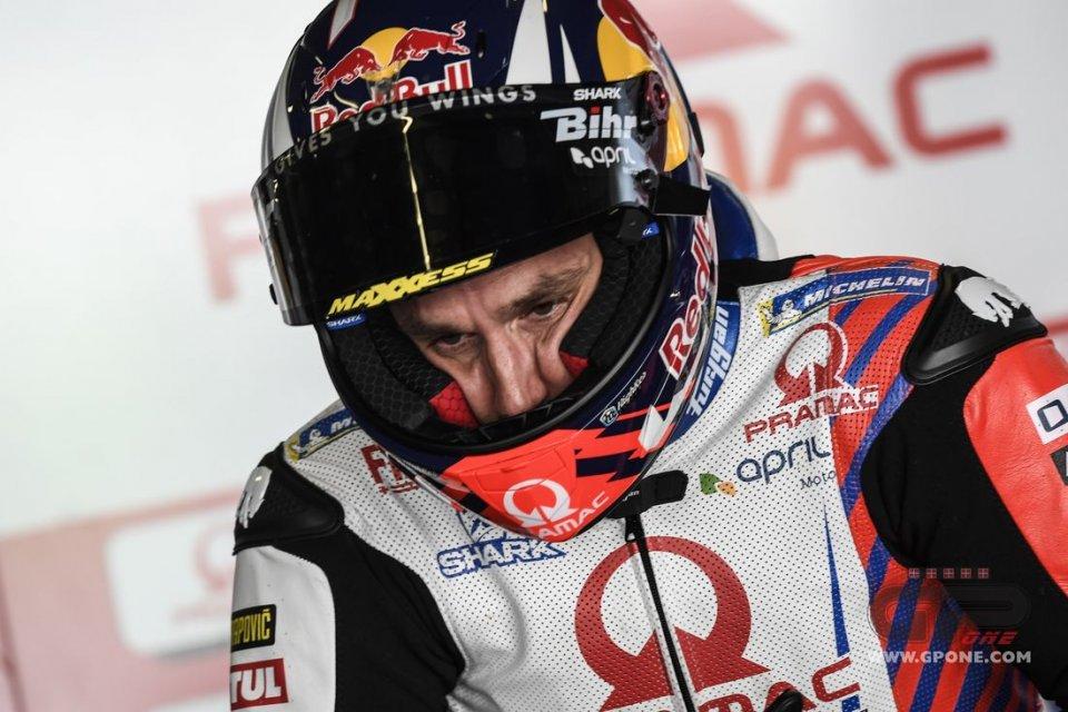 """MotoGP: Zarco: """"Se la gara sarà asciutta non dovremo fare scappare Quartararo"""""""