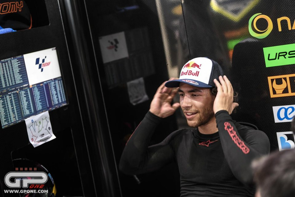 MotoGP: Enea Bastianini confirms his Ducati future but has no news for the moment