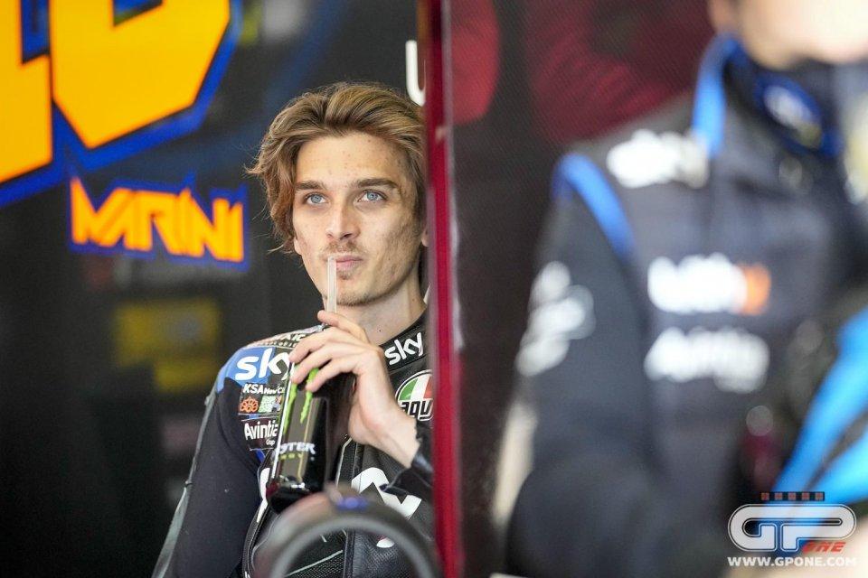 """MotoGP: Marini e Bastianini in coro: """"Guidare una MotoGP sul bagnato sarà bello"""""""