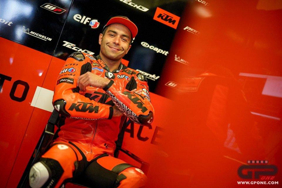 """MotoGP: Petrucci: """"Ho pensato al podio, sono tra i migliori sotto la pioggia"""""""