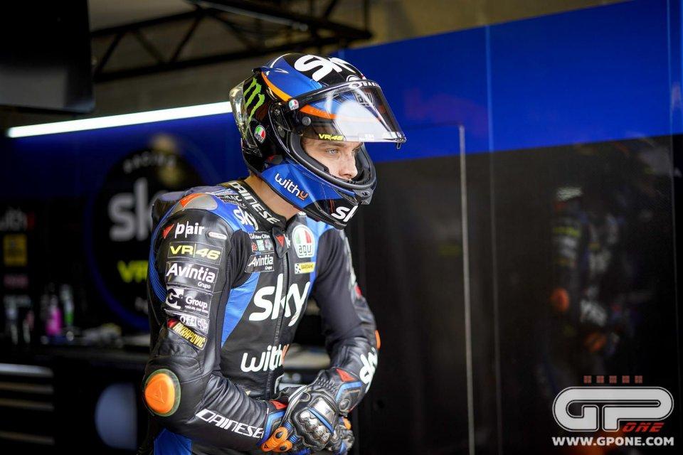 """MotoGP: Luca Marini: """"Il Mugello è la mia pista preferita, lotterò per vincere"""""""