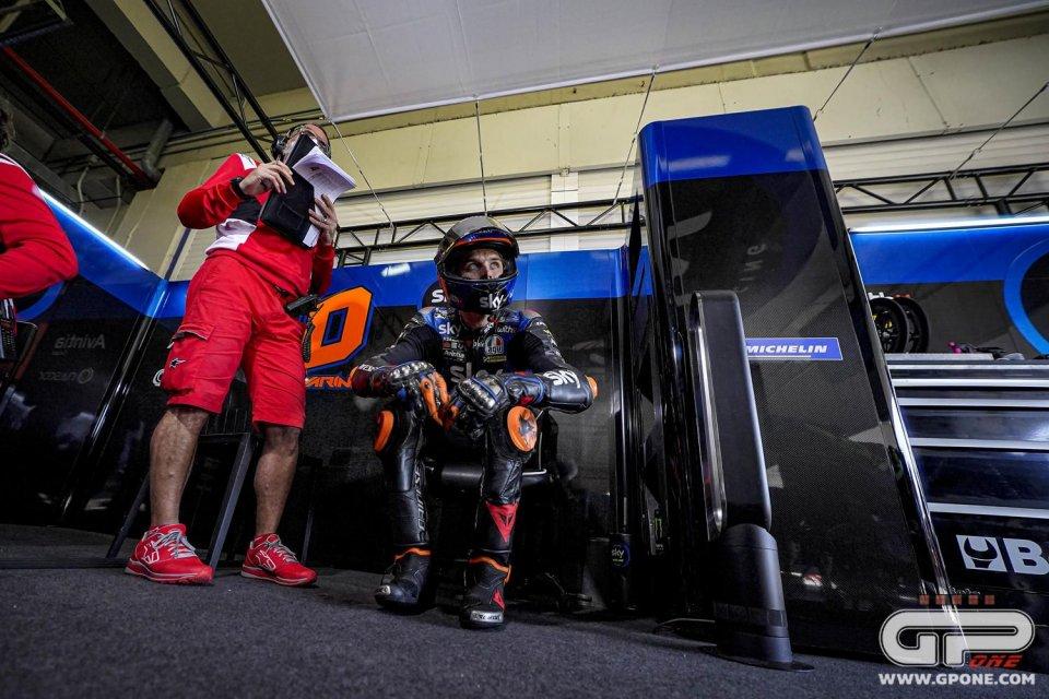 """MotoGP: Marini: """"Quando Valentino smetterà si prenderà una pausa dalla MotoGP"""""""