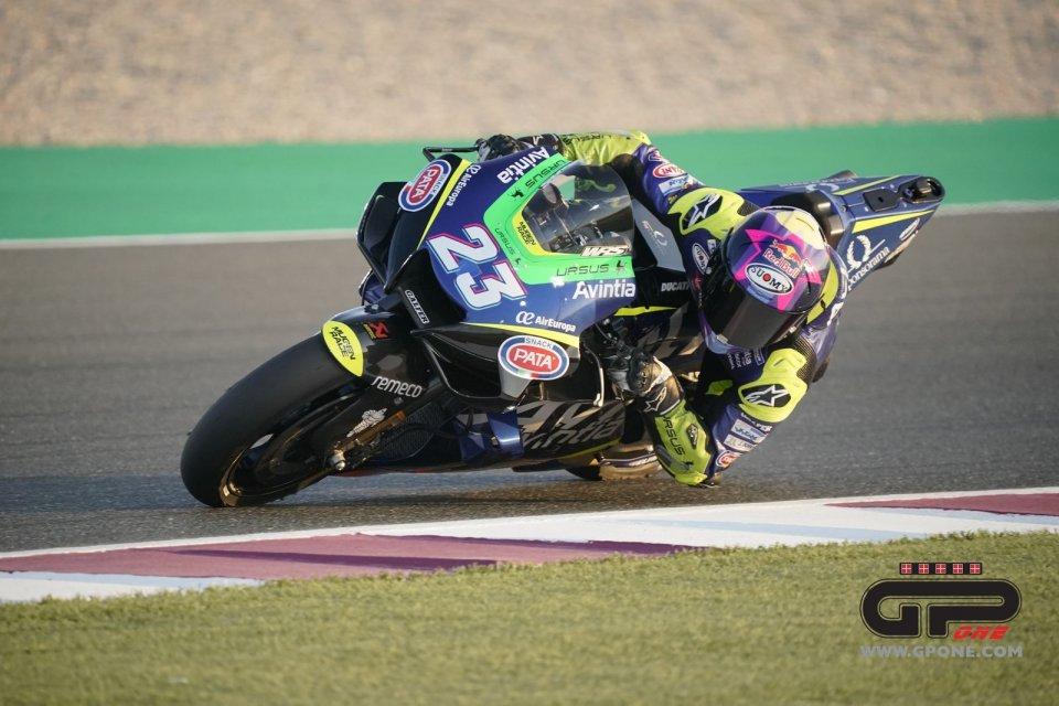 """MotoGP: Bastianini: """"La Ducati è impegnativa ma divertente, faccio ancora fatica"""""""