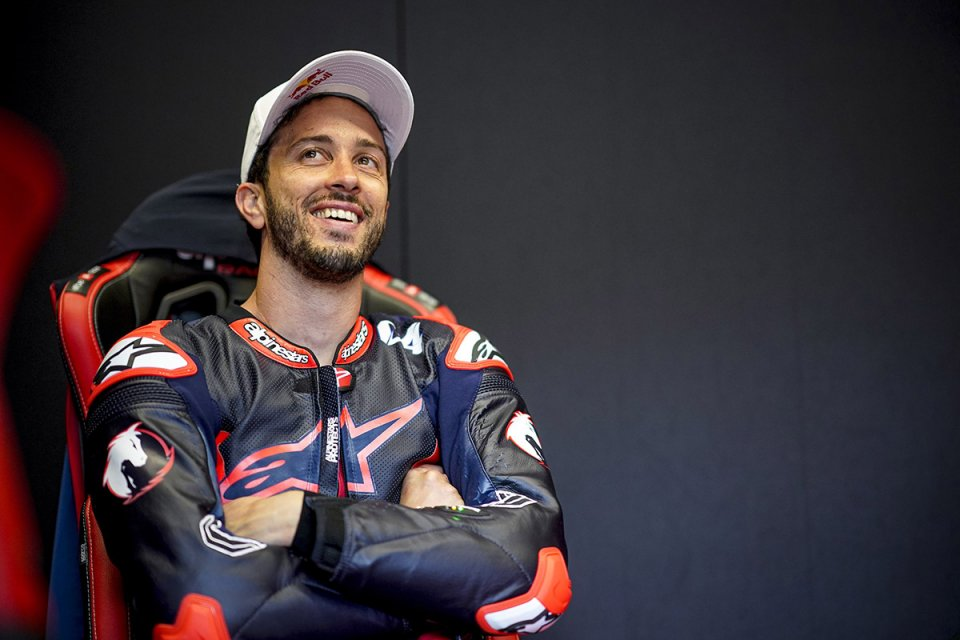 """MotoGP: Dovizioso and the future: """"Wild-cards are not in my plans for the moment"""""""