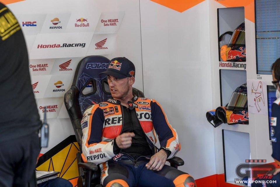 """MotoGP: Espargaró: """"La svolta sulla Honda? Non è un risultato a cambiare le cose"""""""