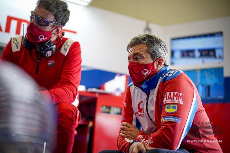 """MotoGP: Guidotti: """"Giusta decisione, Oliveira e Mir si sono guadagnati il podio"""""""